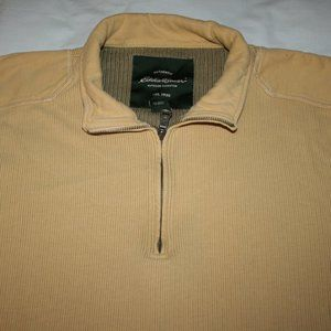 EDDIE BAUER Ribbed Pullover Sweater Tall XL